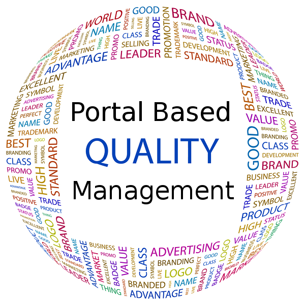 portal based quality mgmt